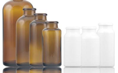 DIN-Norm für Snap-On-Flaschen