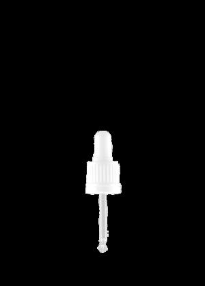 Verschluss mit Pipettenmontur