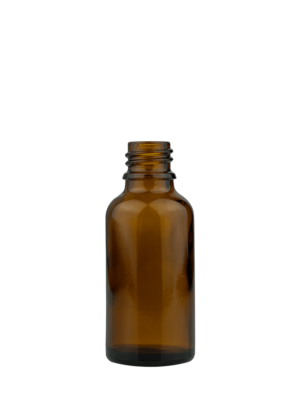 Tropfflasche 30 ml braun