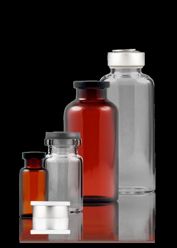 Injection bottle - vial