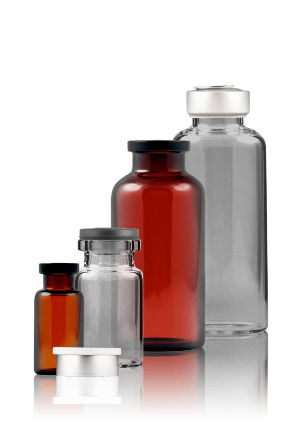 Injection bottle - vial