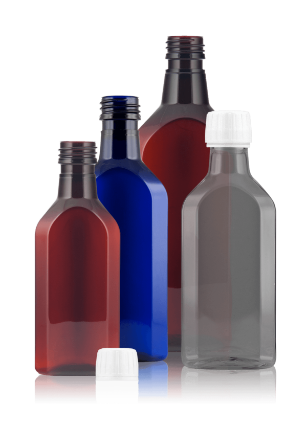 Meplat bottle PET