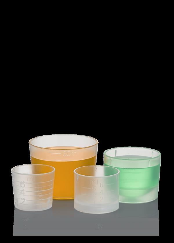 Dosing cup