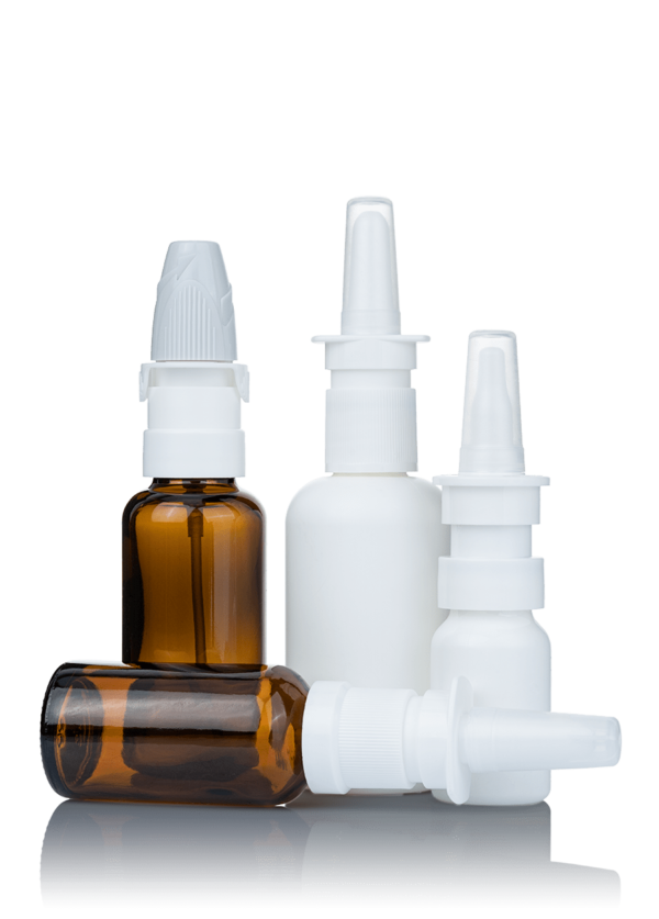 Nasal spray system