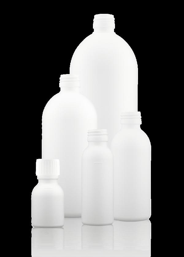 Syrup bottle PE