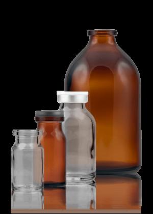 Injektionsflasche