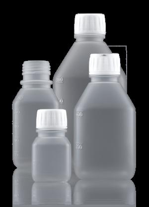 Square bottle PP