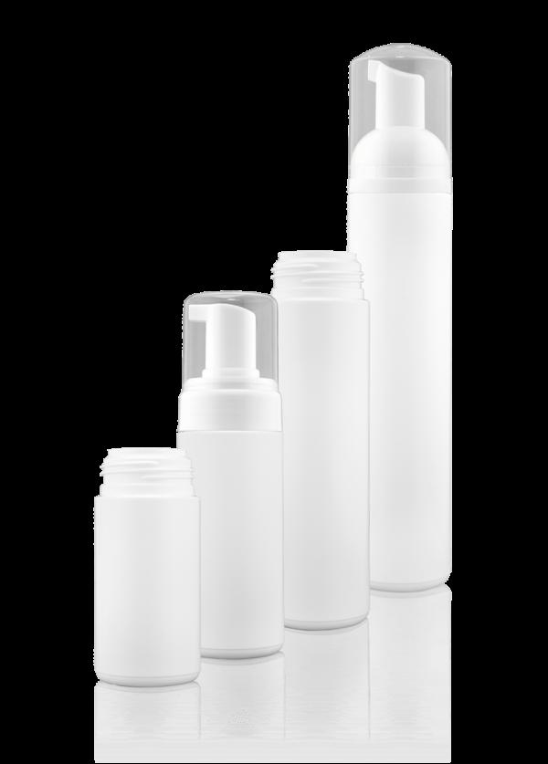 Foam bottle