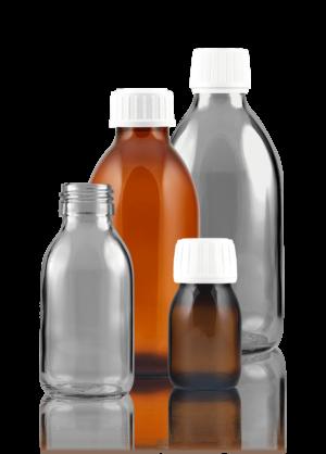 Sirupflasche