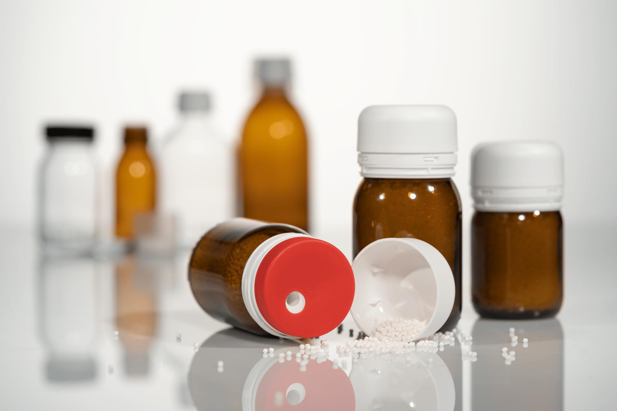 Granulatdosierer: Anwendungsbeispiel Pharmazie