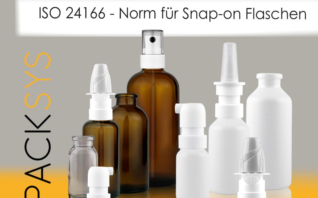 ISO 24166 – DIN-Norm für Snap-on Flaschen